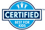 Eclipse Shutters Receives Best for Kids Child-Safe Product Certification