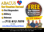 "Abacus Plumbing, Air Conditioning, & Electrical Launches ""First Responders"" Campaign Serving those Who Serve and Protect"