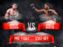 Anthony Joshua v Charles Martin Pre-Fight Stat-Off