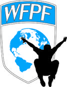 <strong>Emblem of the World Freerunning Parkour Federation- WFPF</strong>