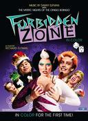 <strong>Forbidden Zone Poster</strong>