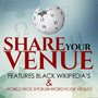 Latest Android App 'Share Your Venue' Celebrating Juneteenth With Black Wikipedia's!