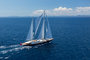 S/Y ANTARA joins the Central Agency Charter Fleet of Fraser Yachts