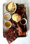 Give your Dad a break this Father's Day Weekend and Treat him and the Family to a Fabulous Texas BBQ