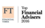 Financial Times names Sloy, Dahl & Holst, Inc. among 2016's Top Registered Investment Advisers