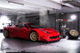 Ferrari 458 Race Car Attacks on LOMA Race Wheels
