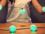 The Creative Waterproof Holiday Lights - PLAYBULB String Makes Your Christmas Lights Fantastic This Year!