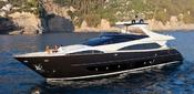 <strong>M/Y SEA SIX Yacht for Sale through Worth Avenue Yachts</strong>