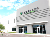 <strong>SYNLawn Arizona is celebrating its re-grand opening at its new 20,000-square-foot facility in Phoenix.</strong>