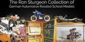 The Ron Sturgeon Collection of German Driving School Models featured in Spring 2017 Live Auction (Photo Credit: Showtime Auctions, Woodhaven, MI)