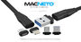 MACNETO: Bring an End to Multiple Cables