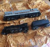 <strong>Model train pieces protected by Nox-Rust Paper ready for their next adventure</strong>