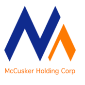 <strong>MCCUSKER HOLDING CORP LOGO</strong>