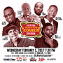 "The ""Houston Comedy Bowl Explosion"" is a ""Must Attend"" on Wednesday, February 1st, 2017, during ""BIG GAME WEEK "" in Houston!"