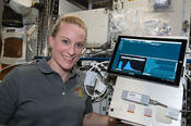 <strong>NASA Astronaut Kate Rubins sequenced DNA in space for the first time ever for the Biomolecule Sequencer investigation, using the MinION sequencing device.</strong>