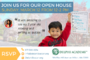 Delphi Academy of Boston Open House this Sunday, March 12th