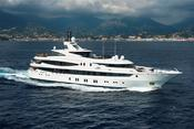 M/Y NATITA will display at the Palm Beach International Boat Show 2017
