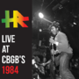 "Bad Brains Lead Singer HR Releases New Solo Album ""HR Live at CBGB's 1984"""