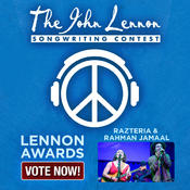 <strong>Vote in the Lennon Awards, The John Lennon Songwriting Contest!</strong>