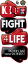 "Kidneys Quest Foundation's Founders Honorably Presenting ""Fight 4 Life"" On Father's Day, Sunday, June 18, 2017"