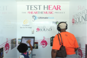 <strong>The Hear the Music Project has given 6500+ FREE hearing screenings since July 2016.</strong>