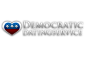 <strong>Democratic Dating Service Logo</strong>