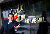 Charlie Gitto Jr., Founder, Owner, Operator and Executive Chef.