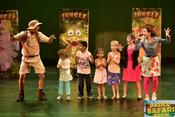 <strong>Dance Safari Show, Sunday June 4th @ The Colony Theater. Youth and Family entertainment.</strong>