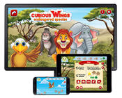 <strong>Curious Wings will be available on all devices exclusively on Indiegogo</strong>
