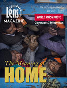Lens Magazine Issue 32 - The Meaning of Home - 