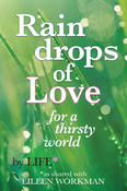 <strong>Raindrops of Love for a Thirsty World (book cover)</strong>