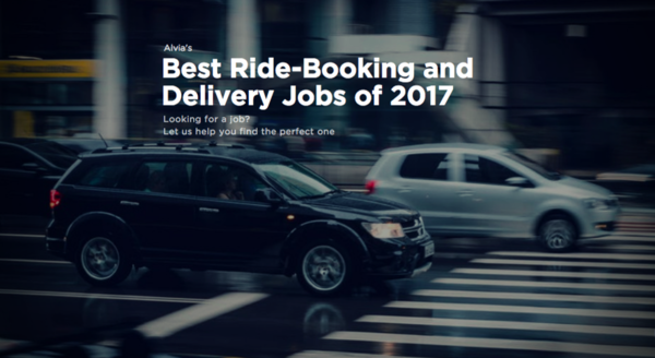 Alvia.com Launches – and De-mystifies Ride-Hail and Delivery Companies like Uber and Amazon Flex