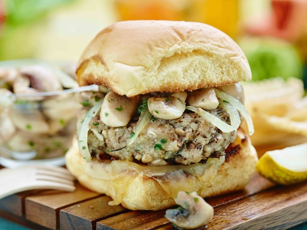 3rd Veal Summer Grilling Promotion with Mushroom Council and the Beef Checkoff Launches