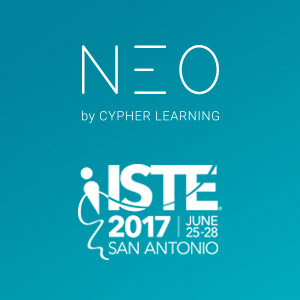 NEO Will be Exhibiting at ISTE 2017 in San Antonio