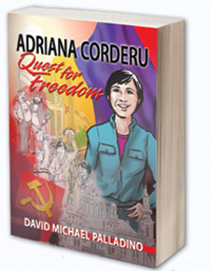 Make America Great Again Message Is Not Just A Slogan Says David Michael Palladino, Author Of Adriana Corderu Series Of Inspirational Books