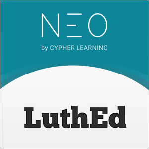 NEO LMS, a Product of CYPHER LEARNING, Announces Collaboration with the Lutheran Church-Missouri Synod School Ministry Office
