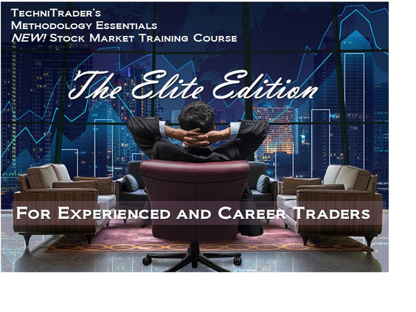 TechniTrader(R) Announces Release of New Methodology Essentials Elite Course