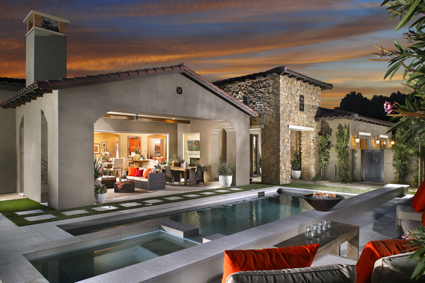 Sales Counselor Buys New Home At Monterra PGA WEST In La Quinta
