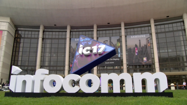 Record-Setting InfoComm 2017 Inspires Future of AV Technology
