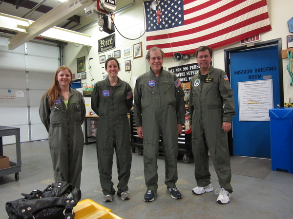Squeezing Innovation Out of the NASA Twins Study: Pipetting and Cell Isolation in Space