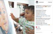 <strong>Ashad expressed his love for portrait on his Instagram page.</strong>