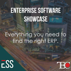 Technology Evaluation Centers (TEC) Announces Launch of Enterprise Software Showcase (ESS), an International Live Event to Inform, Assist, and Educate Buyers of Business Software Solutions