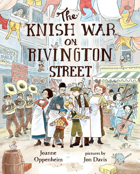 Politics, War and Knishes — the Heated Knish War of 1916