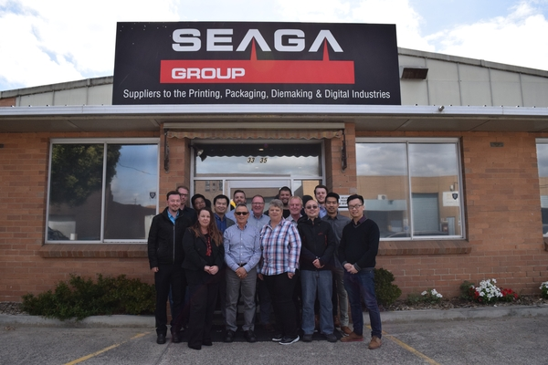 Conway Machine Announces Australia Distribution Agreement with SEAGA Group