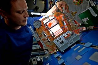Investigation Tests New Methods of Water Recycling in Space