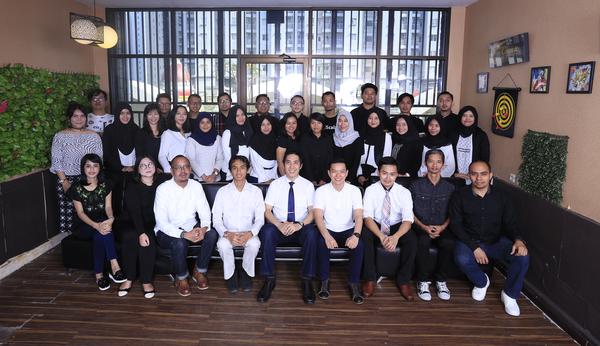 PT. GEMA TEKNOLOGI CAHAYA GEMILANG, Indonesia Based Ad Trading Company, Aim for Southeast Asia Market