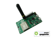 <strong>Gumstix Strata Node. A weather station with ATmega microcontroller with LoRa transceiver and environmental sensors.</strong>