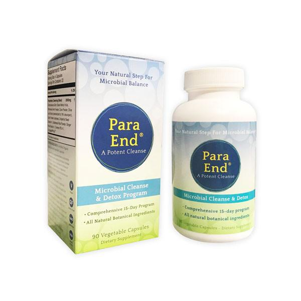 Nutritional Brands Launches New Aerobic Life(TM) ParaEnd(TM) Microbial Cleanse and Detox