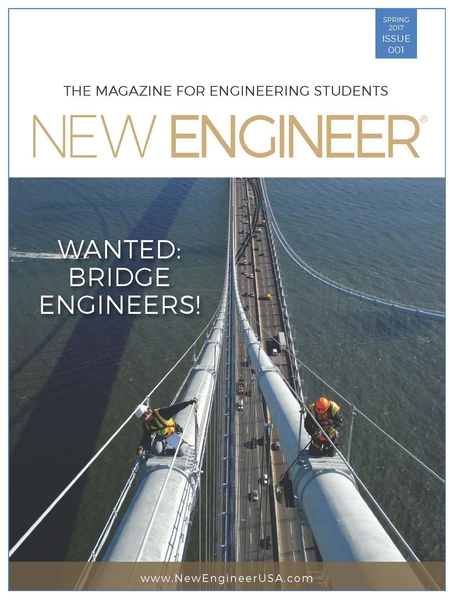 NEW ENGINEER Magazine Talks About the Fastest Growing Industry Today – Calling All Engineers: You're Needed!