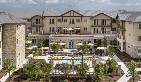 Lake Travis Independent Living Opens Doors